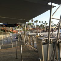 Photo taken at CityWalk Water Taxi by Mandi J. on 5/29/2012