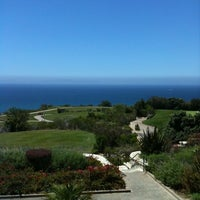 Photo taken at Trump National Golf Club by Risa B. on 8/1/2011