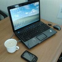 Photo taken at ruangku by kemas z. on 12/9/2011
