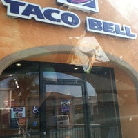 Photo taken at Taco Bell by Kelly O. on 11/1/2011