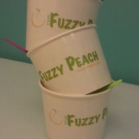 Photo taken at The Fuzzy Peach by Rebekah R. on 11/25/2011