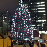 Photo taken at Daley Plaza by Marco N. on 11/29/2011