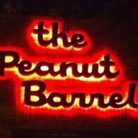 Photo taken at Peanut Barrel by Beth W. on 6/8/2012