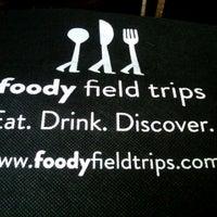 Foody Field Trips