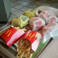 Photo taken at McDonald's by Christopher H. on 8/20/2011