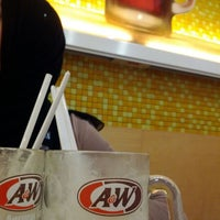 Photo taken at A&W by Mohd iqbal S. on 2/15/2012