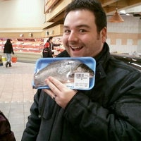 Photo taken at Zehrs by Christopher V. on 1/21/2012