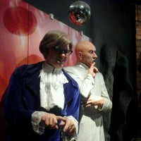 Photo taken at Potter's Wax Museum by Lindsey D. on 10/30/2011