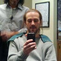 Photo taken at New Reflections Salon-Aveda Lifestyle by John K. on 12/12/2011