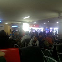 Photo taken at Supadio Airport Gate 1 by ceester_21 on 9/13/2012