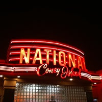 Photo taken at National Coney Island by Ricardo L. on 6/18/2011