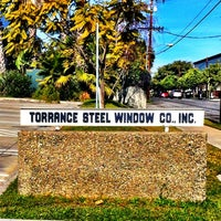 Photo taken at TORRANCE STEEL WINDOW CO by TONY A. on 1/2/2012