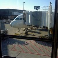Photo taken at Gate F2 by Turhan Earl VanDyke T. on 10/15/2011
