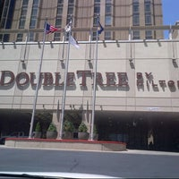 Photo taken at DoubleTree by Hilton Hotel Omaha Downtown by Ylani R. on 7/6/2012