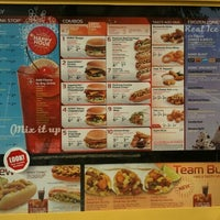 Photo taken at SONIC Drive In by Pete G. on 9/1/2011