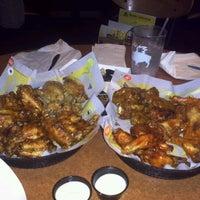Photo taken at Buffalo Wild Wings by Betty B. on 1/27/2012