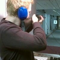 Photo taken at West Side Rifle & Pistol Range by Jason W. on 1/6/2012