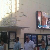 Photo taken at Cine Albéniz by Jose Luis M. on 8/17/2011