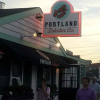 Photo taken at Portland Lobster Company by Franny K. on 8/21/2012