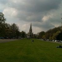 Photo taken at Koninklijk Paleis / Palais Royal by liesbeth d. on 4/14/2012