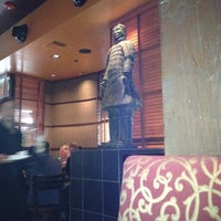 Photo taken at P.F. Chang's by Andre' H. on 4/15/2012