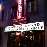 Photo taken at Rosebud Cinema Drafthouse by Adam A. on 7/5/2011
