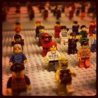 Photo taken at The LEGO Store by TJ H. on 6/3/2012