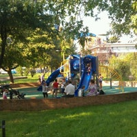 """Photo taken at Giardinetti """"blu"""" Redecesio by Giulio C. on 9/15/2011"""