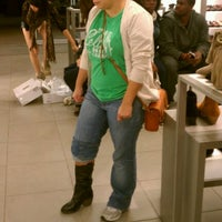 Photo taken at Aldo by Brian S. on 10/7/2011