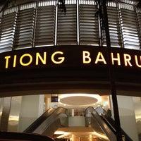 Photo taken at Tiong Bahru Market & Food Centre by Steve Y. on 1/1/2012