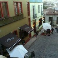 Photo taken at Altzaga Restaurante by Christian D. on 12/25/2011