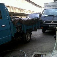 Photo taken at Loading Dock HRHB by Agung S. on 11/3/2011
