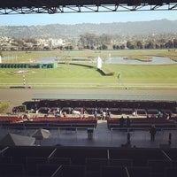 Photo taken at Golden Gate Fields by PaPai T. on 1/29/2012