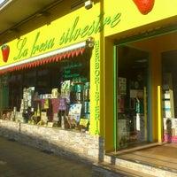 Photo taken at La fresa Silvestre by ARA on 2/10/2012