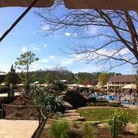 Photo taken at Hyatt Regency Lost Pines Resort & Spa by Sean J. on 3/12/2012