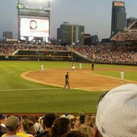 Photo taken at TD Ameritrade Park by Amber R. on 6/18/2012
