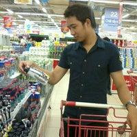 Photo taken at Lotte Mart by liiilolem on 3/21/2012
