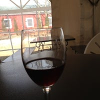 Photo taken at Baiting Hollow Farm Vineyard by _jtang on 3/17/2012