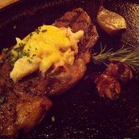 Photo taken at LB Steak by Vicki T. on 4/3/2012