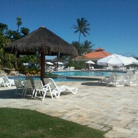 Photo taken at Hotel Vila Galé Eco Resort do Cabo by Charles G. on 9/6/2012