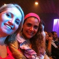 Photo taken at Teatro Procópio Ferreira by Vanessa A. on 3/4/2012