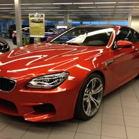 Photo taken at Global Imports BMW by Philip C. on 9/11/2012