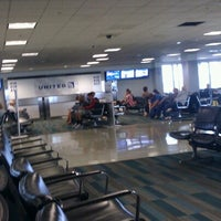 Photo taken at Concourse A by Tony D. on 8/3/2012