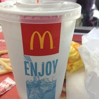 Photo taken at McDonald's by Maria Gabriela V. on 8/20/2012