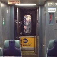 Photo taken at MTA - LIRR Train by Jeffrey P. on 8/18/2012