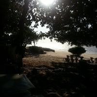 Photo taken at Praia do Chapéu Virado by Carlos P. on 9/13/2012