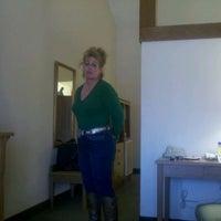 Photo taken at Hotel Room At Saddleback Inn by Rick R. on 2/25/2012