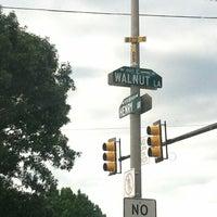 Photo taken at Henry Avenue & Walnut Lane by Andrew J. on 6/13/2012
