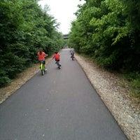 Photo taken at Greenline at Interchange 12-B by Chris N. on 5/30/2012