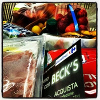 Photo taken at Carrefour by Claudio M. on 7/15/2012